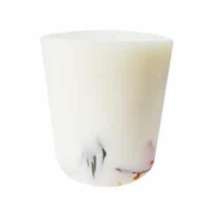 Bougie parfumée bio Orange & Cyprès 300ml - Ponoie Bougie Bio