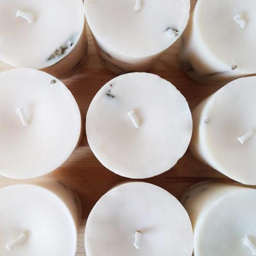 Bougie parfumée bio Ylang & Patchouli 300ml - Ponoie Bougie Bio
