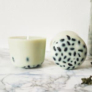 Bougie parfumée Lavande & Menthe Poivrée 150ml