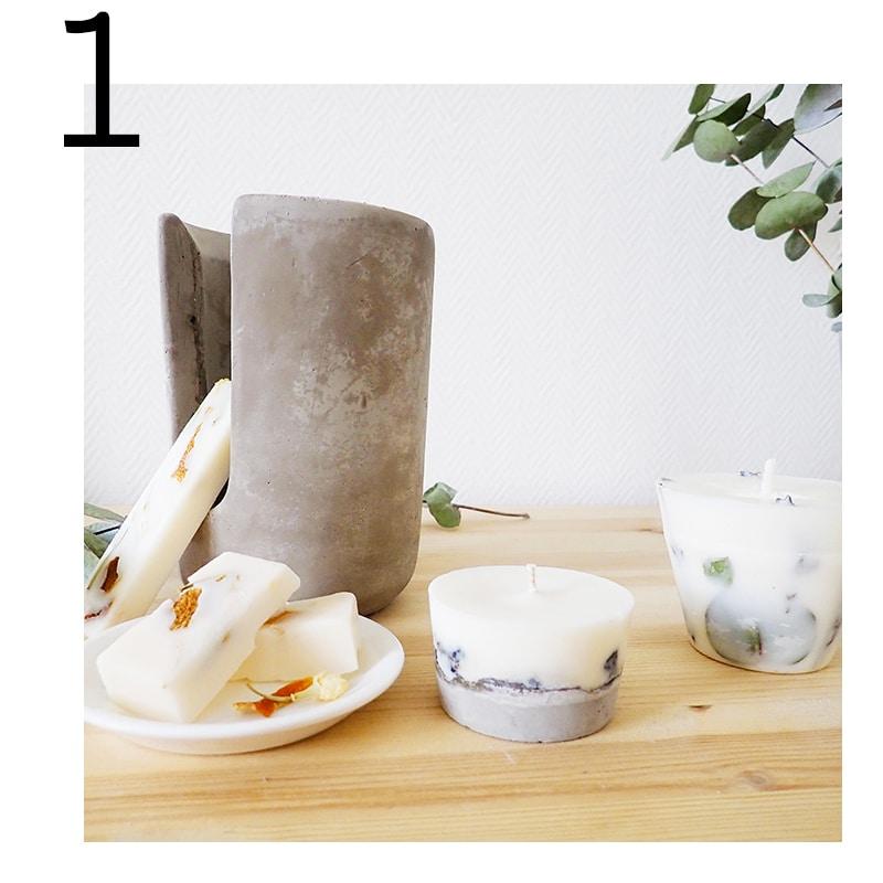 Top 5 idées cadeaux Noël éthiques by PONOIE - bougie box - abonnement mensuel bougie