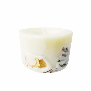 Bougie parfumée bio Orange & Cyprès 150ml - Ponoie Bougie Bio