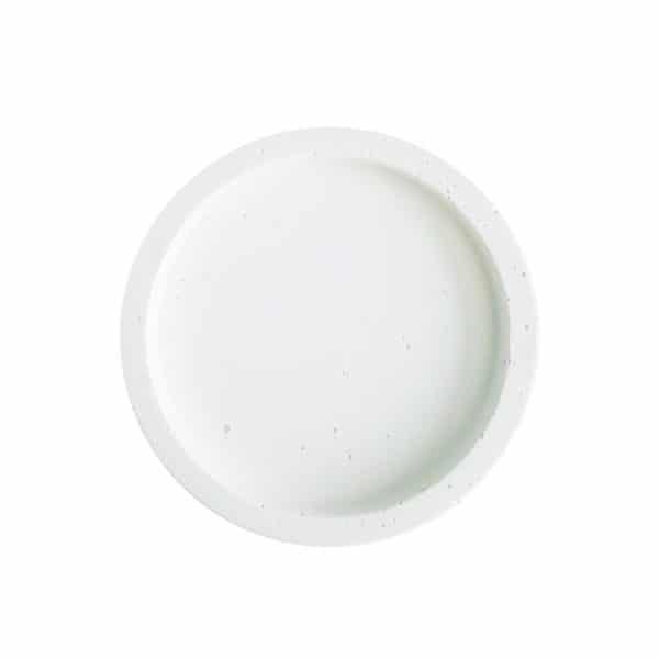 Support bougie floral Blanc - Support pour bougie fleurie Paris