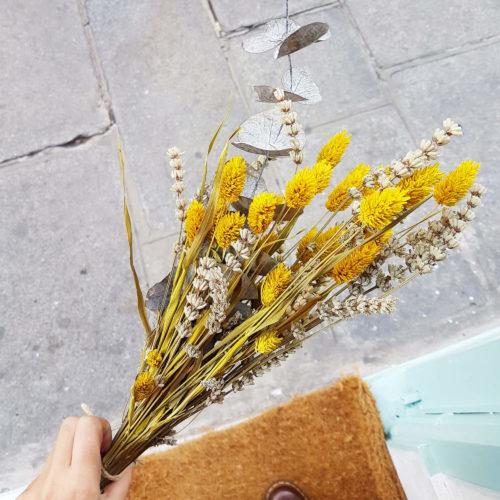 Abonnement box fleurs séchées by Ponoie - Box mensuelle fleurs PARIS