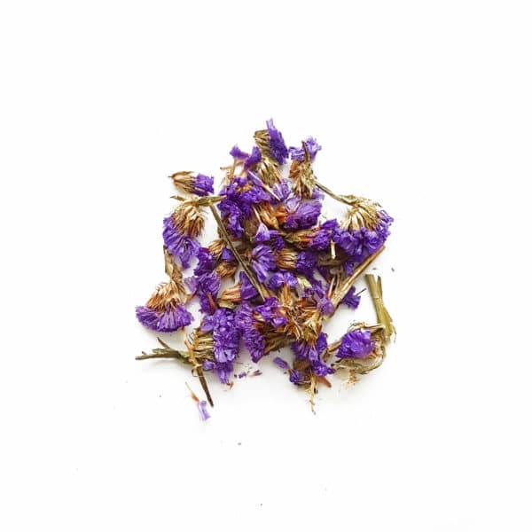 Statice sinuata violet - Réalisez vos bougie - Fleurs séchées pour bougie