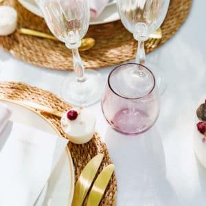 Cadeaux invités mariage fleuri- La Kolibrine Wedding