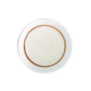 Bougie anti-moustiques bio + Photophore roche - Bougie anti moustique