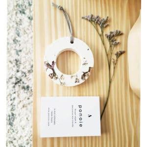 Diffuseur d'huiles essentielles Statice lavande & gypsophile - Parfum bio