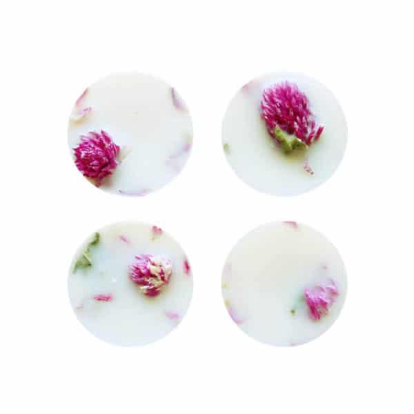 Parfum solide pour linge - Pastilles parfumées Printemps à Kyoto x 4