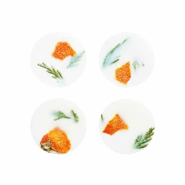 Pastilles parfumées Orange & Cyprès - Bougie Ponoie