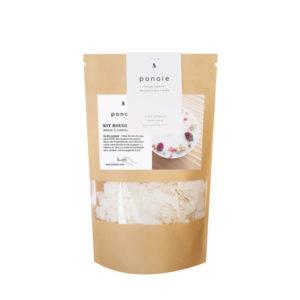 Kit bougie DIY : Rose x Chrysanthème 150 ml - Kit bougie maison